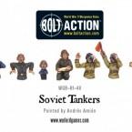New: Soviet Tankers
