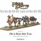 Showcase: Pike & Shotte Mule Train