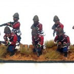 Painting: British Redcoats, Anglo Zulu War