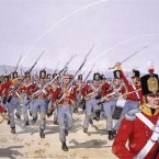 History: Napoleonic era British Infantry