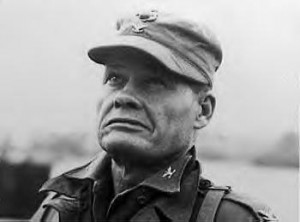 Chesty Puller Gazing