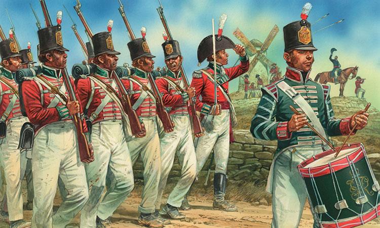 Peninsular-British-Line-Infantry-art