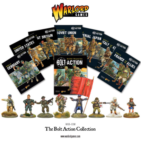 WGB-COM-Bolt-Action-Collection