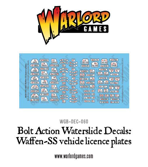 WGB-DEC-060-Waffen-SS-Licence-plates