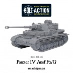 New: Panzer IV Ausf. F2/G medium tank