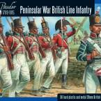 New: Plastic Napoleonic British Line Infantry