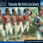 Pre-Order: Plastic Napoleonic British Line Infantry
