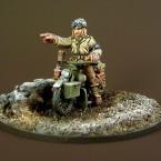 Hobby: Claudia Zuminich's US Military Policeman
