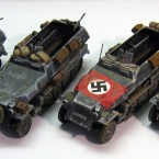 Hobby: Sd.Kfz 251/1 Halftracks