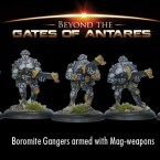 Beyond the Gates of Antares: Overview