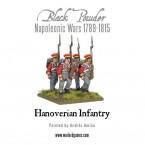 Sneak Peek: Plastic Napoleonic Hanoverians