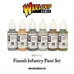 New: Bolt Action Finnish Paint Set