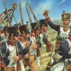 History: Napoleonic French Column vs British Line