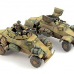Hobby: Sd.Kfz 222 Armoured Cars
