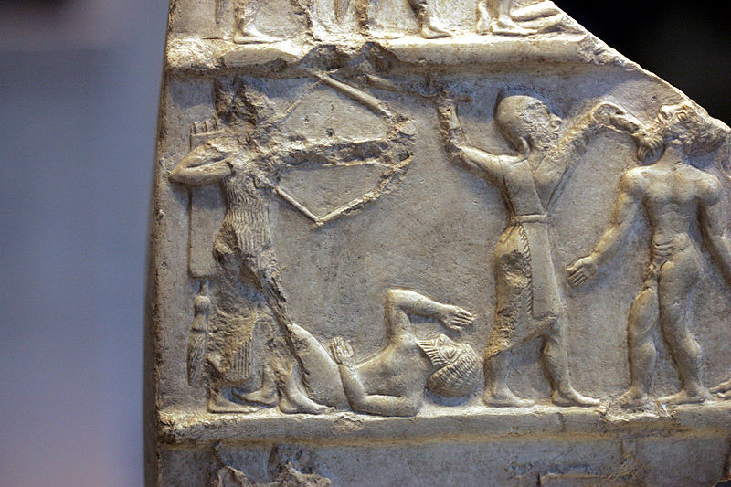 800px-Victory_stele_of_Naram_Sin_9051