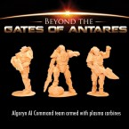 Beyond the Gates of Antares: Salute Round-Up