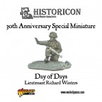 Historicon: Special Lieutenant Dick Winters miniature