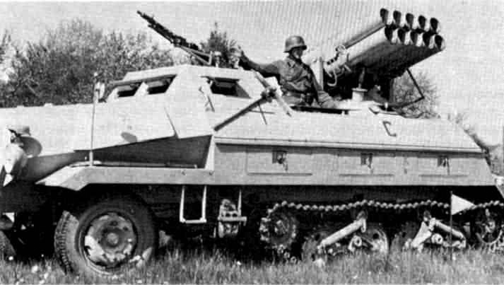 Panzerwerfer-42
