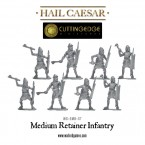 New: Bronze Age Medium Retainer Infantry and Archers