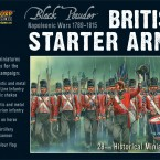 New: Napoleonic British Starter Army boxed set