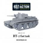 New: Soviet BT-7 Fast Tank