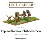 New: Imperial Roman Plastic Scorpion