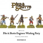 New: Pike & Shotte Engineer Working Party
