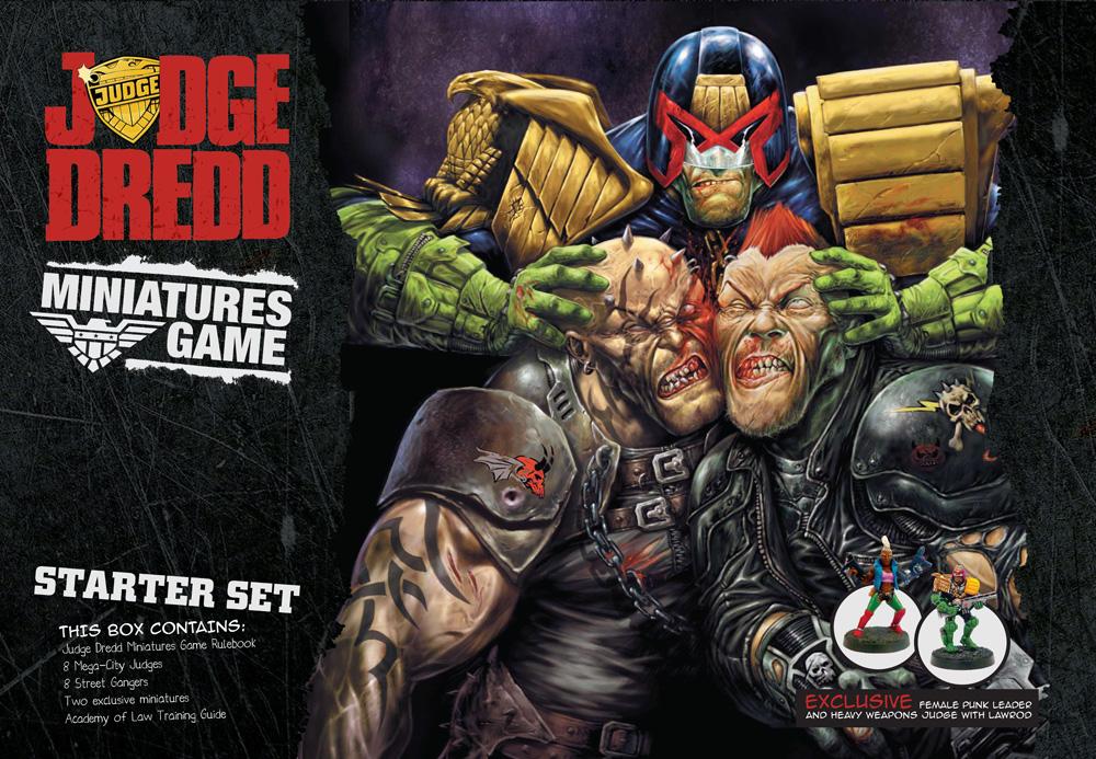 JD010-Judge-Dredd-Starter-set-a