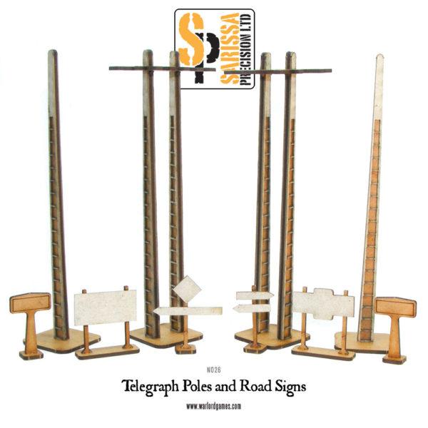 N026-Telegraph-poles+signs