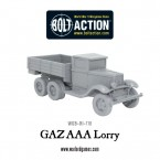 New: Soviet GAZ AAA Lorry and Fuel Bowser