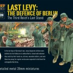 New: Last Levy, the Defence of Berlin