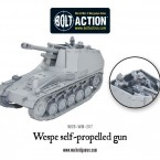 New: Wespe Self-propelled Gun