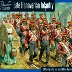 Revised: Plastic Napoleonic Hanoverian Infantry boxed set
