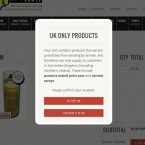 UK-Only Products
