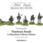 New Pictures: Farmhouse Assault – La Haye Sainte collector's edition