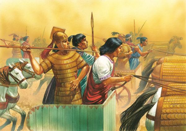 Hittite-Chariots