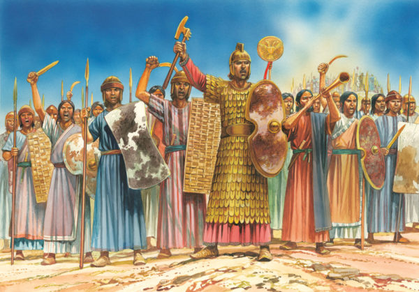 Hittite-Spearmen