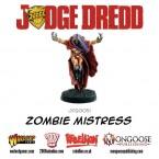 New: Zombie Mistress, Zombie Judge and Robodoc