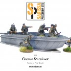 New: Sturmboot assault craft