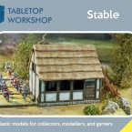 New: Plastic Barn and Stable