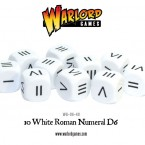 New: Roman Numeral Dice for Hail Caesar