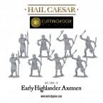 New: Early Highlander Axemen and Javelinmen
