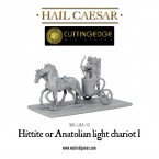New: Hittite or Anatolian light chariots