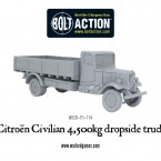 New: Citroen Civilian Trucks