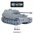 New: Elefant Heavy Tank Destroyer