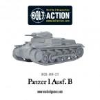 New: Panzer I Ausf.B