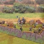 New: Resin Breastworks Set
