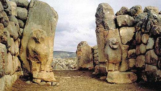hittite-ruins