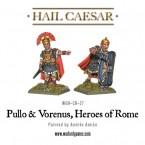 Showcase: Pullo and Vorenus, Heroes of Rome
