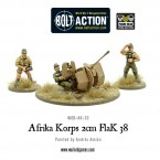 Highlight: Afrika Korps 2cm Flak 38 & Horch 1a with 2cm Flak